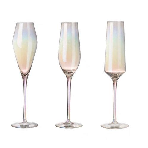 แก้วแชมเปญทรงสโลป Champagne Glass