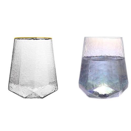 แก้วสั้นผิวขรุขระ ขนาด 520 ml