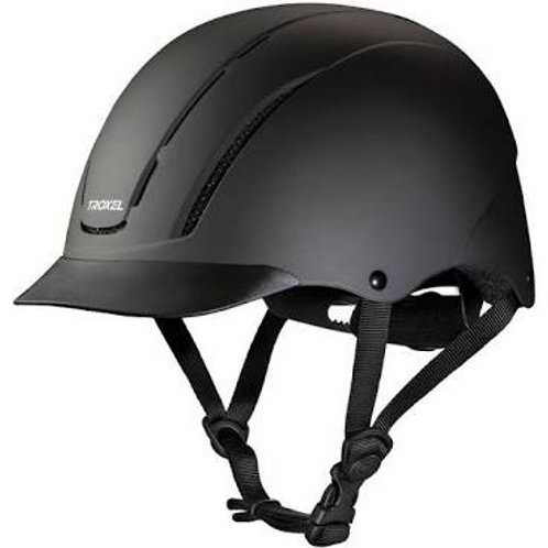 Black Troxel Duratec Spirit Helmet