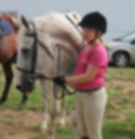 Cash Lovell Girls Love Horses