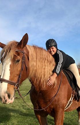 Cash Lovell Horse Shows