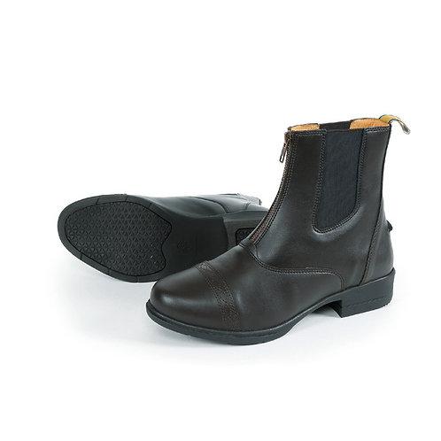 Shire's English Moretta Black Paddock Boots