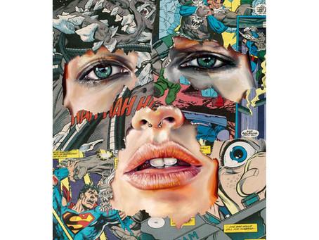 Julia L  La Cage aux Veines d'acier  Oeuvre de l'artiste SANDRA CHEVRIER