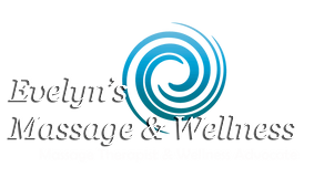 Evelyn's massage & wellness logo