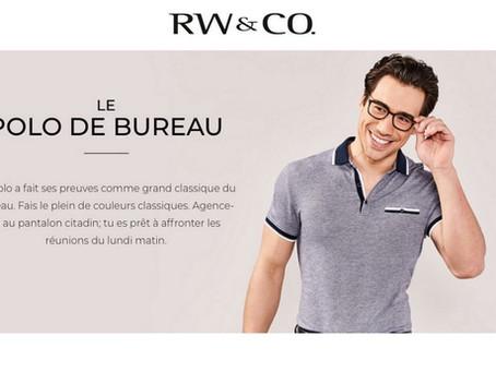 David S pour RW&CO.