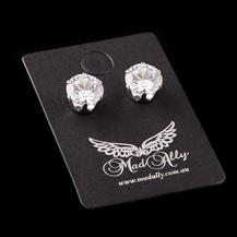 MAD ALLEY - 8mm Earrings