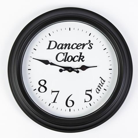 DREAM DUFFEL - Dancers Clock