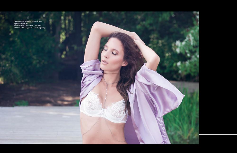 Camille / Mirage Magazine