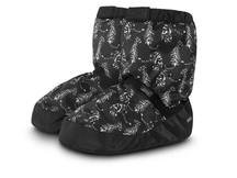 BLOCH - Printed Warm-up Booties