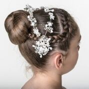 STUDIO 7 - Floral Comb Headband