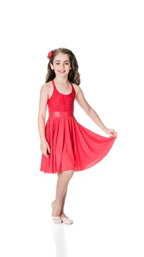 STUDIO 7 - Lace Lyrical Dress