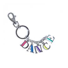 BLOCH - Dance Charm Key Ring