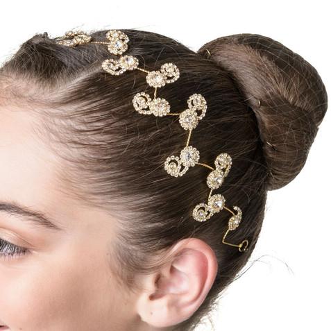 STUDIO 7 - Blossom Sparkle Hairpiece