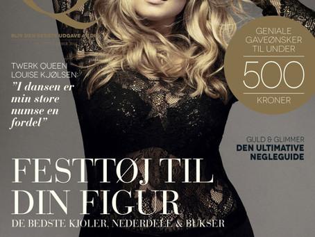 COVER Q MAGAZINE STOCKHOLM