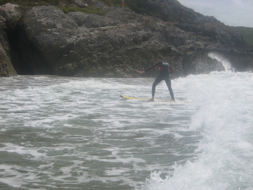 Struan at Caswell, 2012