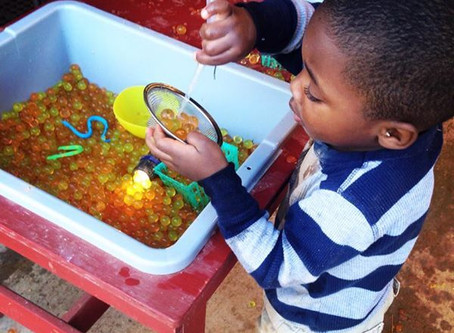Activities for Littles at the Barn