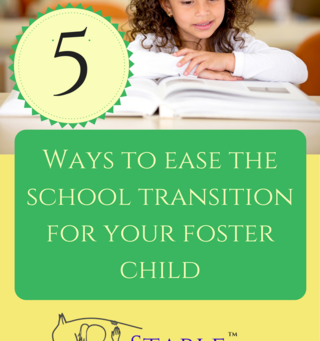 5 Ways to Ease School Transition for Children in Foster Care