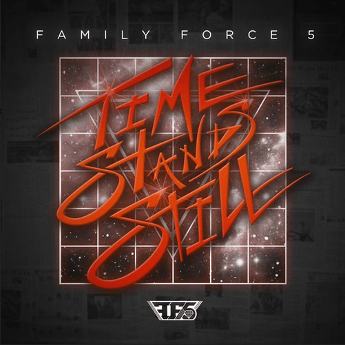 Family Force 5 Album Design