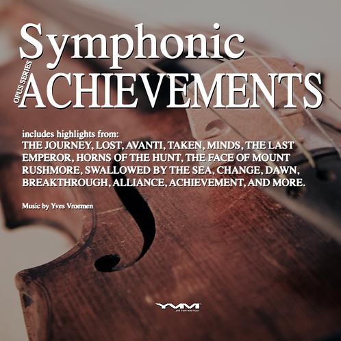 Symphonic Achievements (2CD)