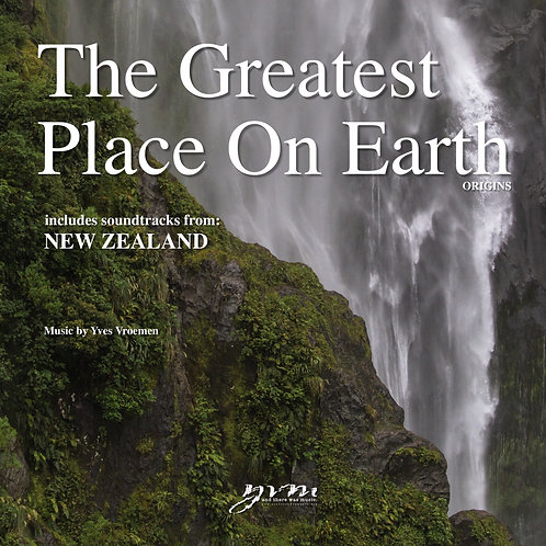 Greatest Place On Earth: New Zealand