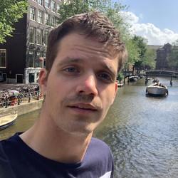 Yves Vroemen, June 2018