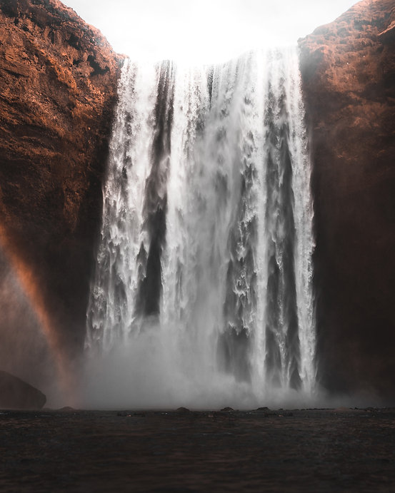 time-lapse-photography-of-waterfall-2405
