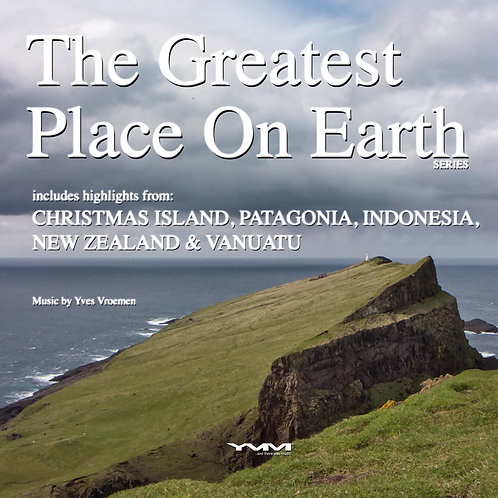 The Greatest Place On Earth (2CD)