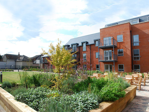 Salisbury McCarthy & Stone scheme nearing completion