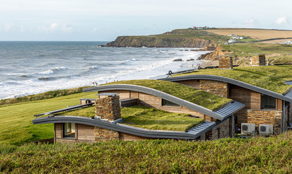Atlantic View Lodges, Bude