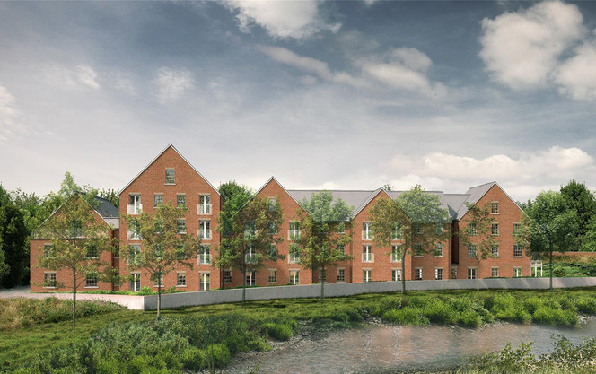 Tumbling Weir Court, Ottery St Mary