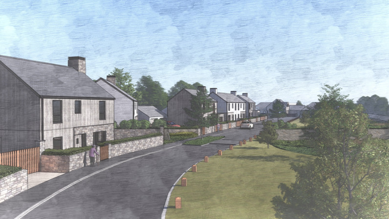 West Tolgus Housing, Redruth