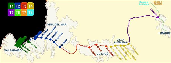 Valparaiso Campus Map.Ciarp2017 Venue