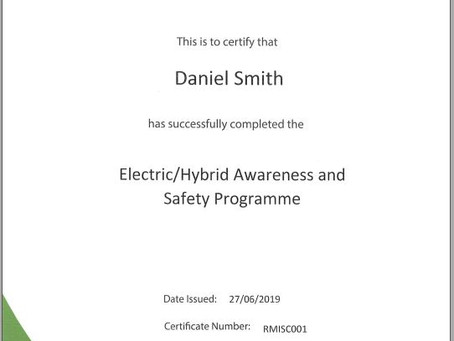 Electric/Hybrid Awareness