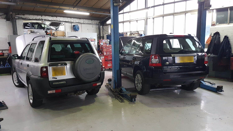 freelanders at dsautomotive
