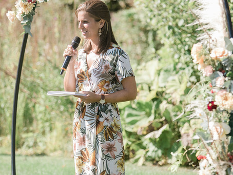 Marie vertelt over de uitvaartceremonie en het veel te vroege afscheid van haar mama