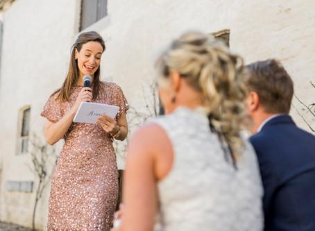 Hoeveel kost een ceremoniespreker?