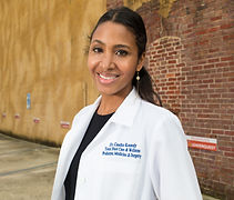 Photo of Dr. Candice Kennedy