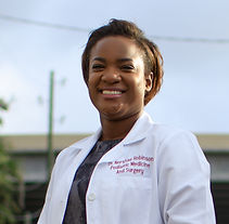 Photo of Dr. Norshae Robinson