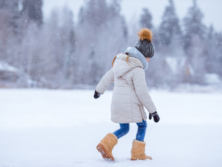 Cold Feet? Warm Your Feet the Right Way