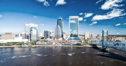 View of Jacksonville, Florida