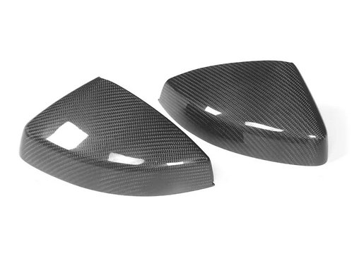 Carbon Fibre Mirror Covers for Audi A3/S3/RS3 8V