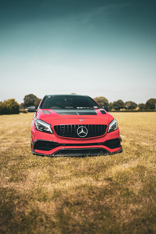 Panamericana GTR Grill for Mercedes A Class / A45 AMG W176