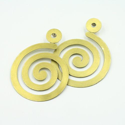 Spiral Dangles