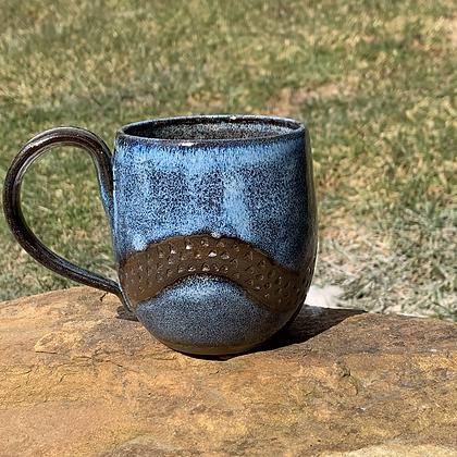 Mug -Blue Road