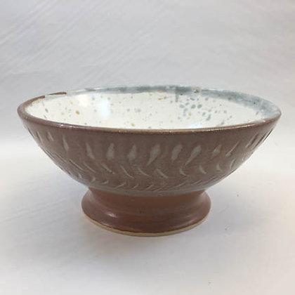 Bowl (M) - Pedestal Bowl