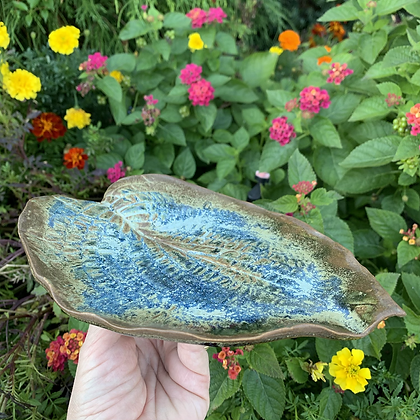 Leaf Plate -Hosta 1