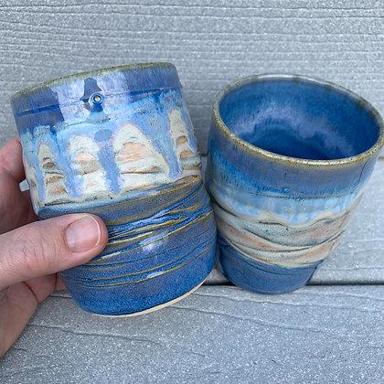 Cup - Blue Melt