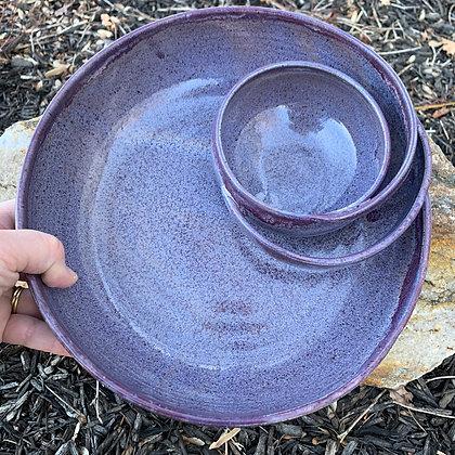 Chip and Dip Purple Joy