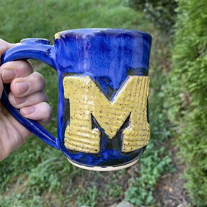 M Mug 3x The Team
