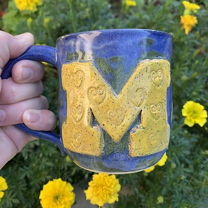 Mug - M 3x The Team